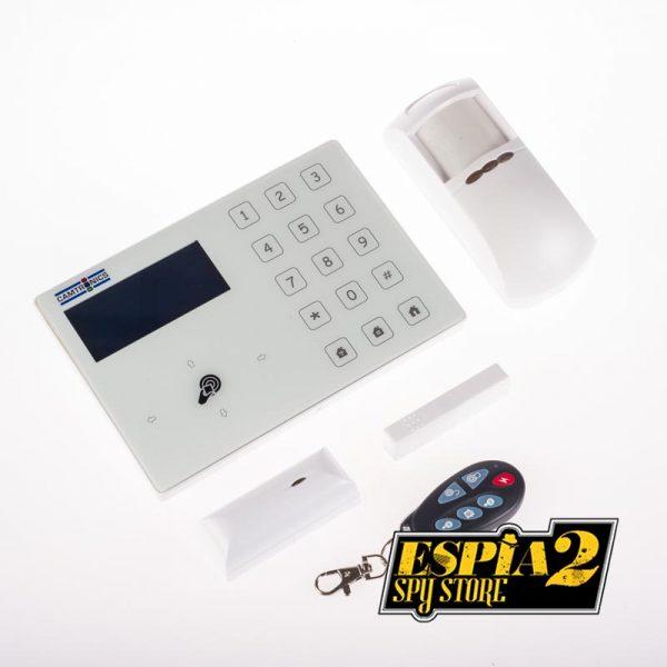 Kit alarma GSM 2