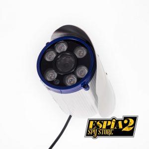 Cámara analógica exterior CCTV tipo bala