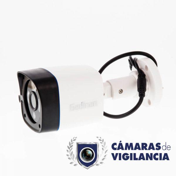 cámara ahd exterior 720p alta definición