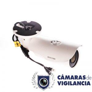 cámara analógica ahd exterior