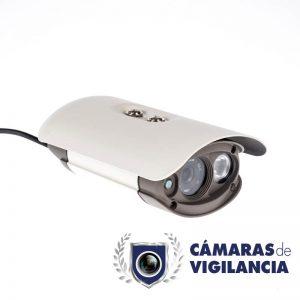 cámara analógica exterior