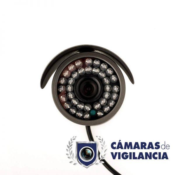 cámara analógica exterior de videovigilancia