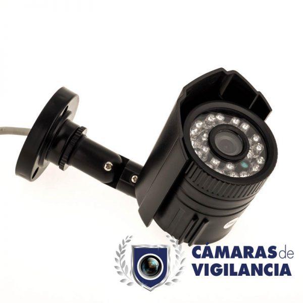 cámara analógica exterior de vigilancia