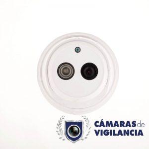 cámara analógica exterior domo 800 tvl