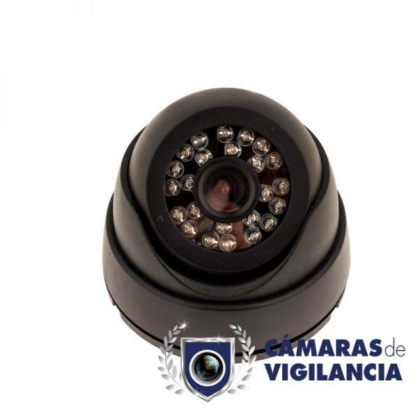 cámara analógica interior domo