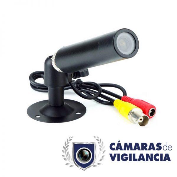 cámara de seguridad mini bala cctv