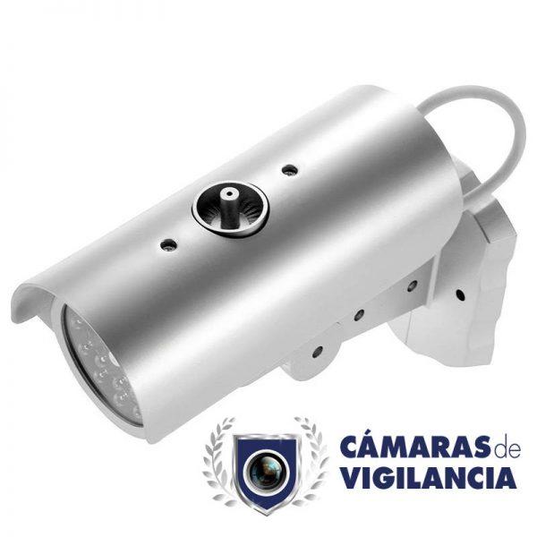 cámara falsa exterior