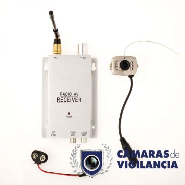 cámara inalámbrica