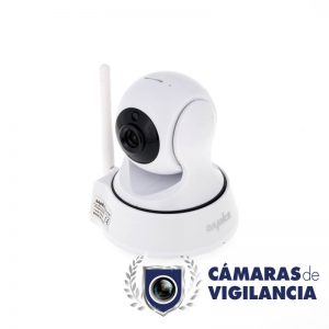 cámara ip motorizada