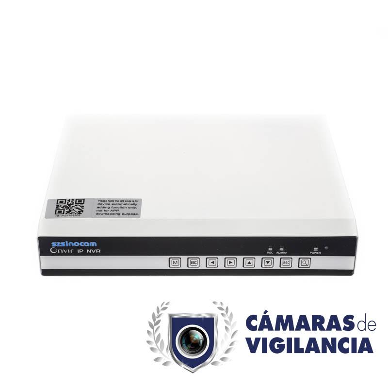 Grabadores DVR CCTV