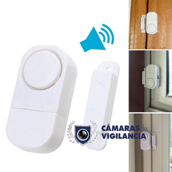kit alarmas puertas ventanas