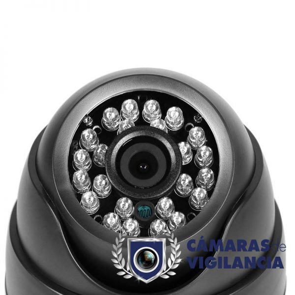kit cctv 8 con cámaras mini domo