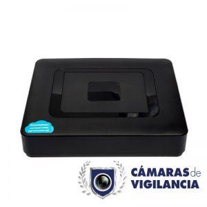 kit cctv con 4 cámaras domo