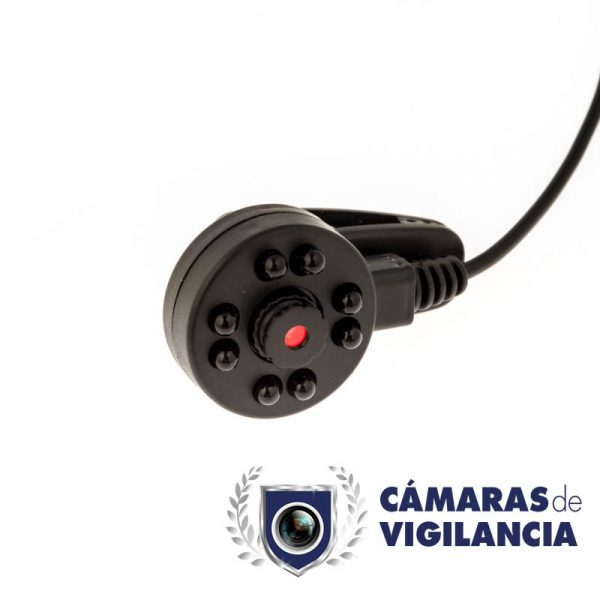 mini cámara 700 tvl visión nocturna