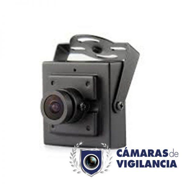 mini cámara de seguridad cctv analógica