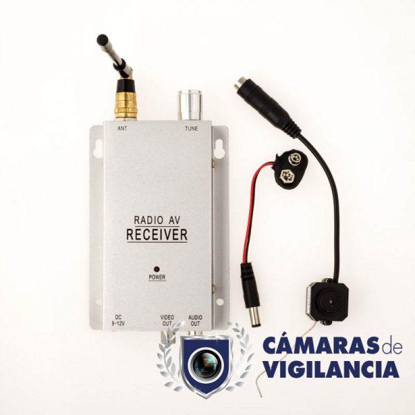 mini cámara inalámbrica